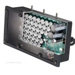 Gardasoft LED lighting board and enclosure cross section by tcistudio