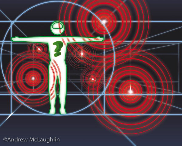 magnetic radiation magazine feature artwork