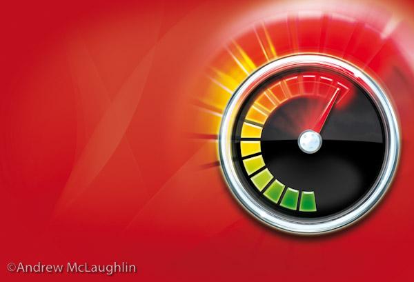 speedo dps magazine feature illustration