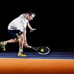 Sports action photography – Tennis coaches – David Lloyd, Cambridge