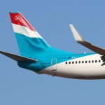 vector artwork for luxair tail fins