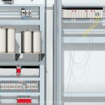 rockwell control unit 3d rendered illustration detail 2