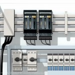 rockwell control unit 3d rendered illustration detail 3
