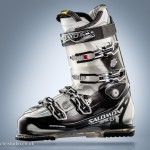 Salomon Ski Boot Impact 100cs product photography and retouching