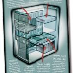computer x-ray magazine feature artwork